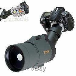 25-75x 5500mm Telescope M42 For Nikon D7000 D3100 D3s D3000 D300s D5000 Cameras
