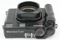2Lens Near Mint- New MAMIYA 6 Film Camera + 75mm F3.5 + 150mm f4.5 Lens JAPAN