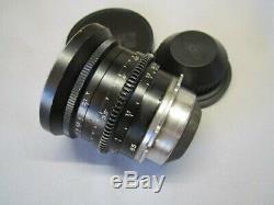 35mm Arri Zeiss Mkii Superspeed Pl-mount Lens T2/85mm Arriflex Movie Camera