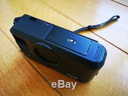 AGFA Compact 35mm film camera with fast Color Solinar f2.8 / 39mm lens