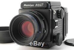 ALMOST UNUSED! Mamiya RZ67 Pro Film Camera Body Sekor Z 110mm F2.8 Lens JAPAN