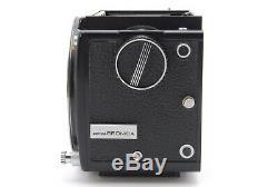 AS-ISBronica ETR Body + Zenzanon MC 75mm F/2.8 Lens From Japan