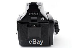 AS-ISRARE SAMPLE N0.10004 lens Mamiya M645 Medium format Camera From JAPAN