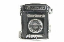 AS-IS Rittreck Optika Model II A withMusashino KOKI LUMINANT 1.5cm F3.5 #1506