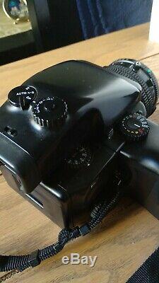 A+ Mamiya 645 Pro TL Medium Format Film Camera with 55 mm And 150 mm lens Kit