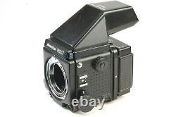 All Works Read about Optics Mamiya RZ67 Pro + PD Finder + 5 Sekor Z Lenses JPN