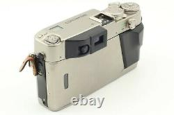 Almost MINT Contax G2 Film Camera + Biogon 28mm F2.8 Lens From Japan #843