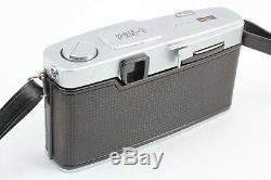 App N-Mint Olympus Pen F 35mm Half Frame Film Camera + 25mm F/4 Lens f Japan