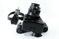 As Is Mamiya Universal Press 6x9 Film Camera 127mm F/4.7 Lens From Japan #197