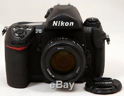 BNIB Nikon F6 Pro AF 35mm SLR Film Camera c/w AF 50mm f/1.4D Lens Kit