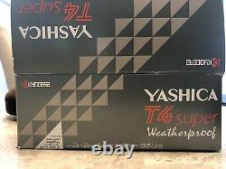 BRAND NEW IN BOX! Yashica T4 Super Weatherproof 35mm F3.5 Lens