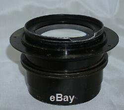 Bausch & Lomb 11x14 Tessar IIb 16 1/2 Inch 420mm f6.3 Large Format Camera Lens