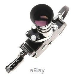 Bolex H16 Reflex Rex-5 Film Camera Vario-Switar Lens 12.5 f=18-86mm RX Filters