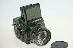 Bronica Gs-1 120 Film 6x7 Medium Format Camera With 150mm F4 Lens