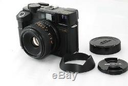 Bronica RF645 45mm Rangefinder Camera ZENZANON RF 65mm lens Excellent++ #1716