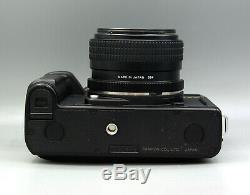 Bronica RF645 Medium Format Film Camera+Zenzanon-RF 65mm F4 Lens Kit (Mint++)