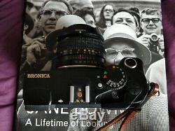 Bronica RF645 medium format rangefinder camera & 65mm F4 lens. Film tested