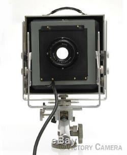 Burke and James Grover 8x10 Large Format Camera with APO-Nikkor 360mm Lens (39-7)