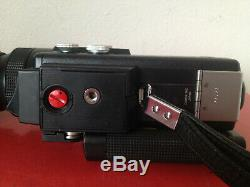 CANON 512XL ELECTRONIC Super 8MM MOVIE CAMERA Tested With Film Super8 + Lens Cap