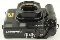 CLA'd Exc+++++ New Mamiya Six 6 FIlm Camera with G 50mm F/4L Lens From Japan