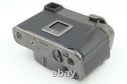 CLA'd Mint Mamiya 7 Medium Format Film Camera with N 80mm f4 L Lens From JAPAN