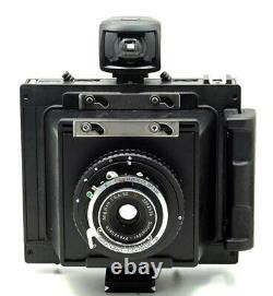 COSMOS CIRCLE 4X5 Large Format Camera with Lens