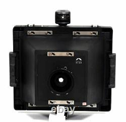 COSMOS CIRCLE 8X10 Large Format Camera with Pinhole Lens Board