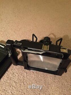 Cambo Wide 470 4x5 Film Camera with Super-Angulon 47mm F5.6 Lens Excellent+++