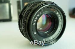 Camera Kiev 88 6x6 cm 120 film, Volna-3 USSR, Prism, CASE, #8909048 last one
