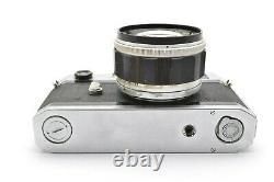 Canon 7s Bell Howell Sucherkamera, Lens 1,2 / 50 mm f1,2 Objektiv Leica M39 d42