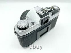 Canon AE1 AE-1 Film Camera + 50mm f/1.8 or 2.0 Lens Manual Camera Kit -Very Good
