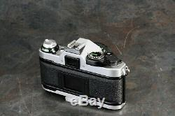 Canon AE-1 Program 35mm Film Manual Camera with 50mm F1.8 Lens Excellent Condition