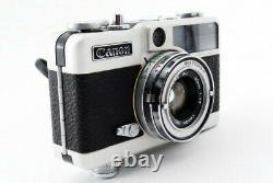 Canon Demi EE17 30mm f / 1.7 Lens Range Finder Film Camera Light Meter Operation