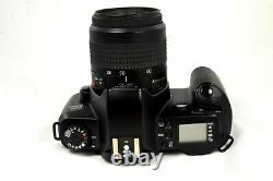 Canon EOS Rebel G Film SLR Camera Kit with 35-80mm Lens Very Good