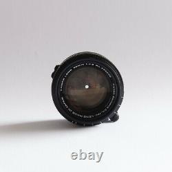 Canon L3 35mm film camera (black) & 50mm f1.8 lens (black) repaint by Shueido