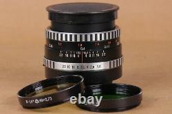 Carl Zeiss Jena Pancolar f/1.8 50mm Camera Lens M42 Mount 1.8/50 Zebra