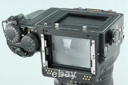 Contax 645 + 80mm F/2 Lens + MF-1 + MFB-1 #29850 E1