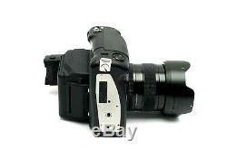 Contax 645 Medium Format Film Camera Kit with 80mm f2 Planar Lens, Boxes #30232