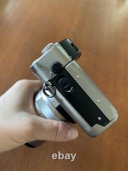 Contax G2 35mm Rangefinder Camera + 90mm F2.8 Lens