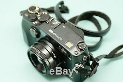 Contax G2 35mm Rangefinder Camera with 28mm f2.8 lens