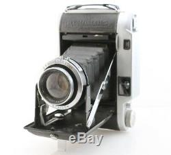 ENSIGN 820 Autorange 120 Roll film camera with 105mm Xpres f3.8 APO lens + case