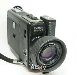 EXCELLENT Canon 514XL-S Super 8 8mm Movie Camera C8 Zoom Lens FILM TESTED US