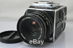 EXCELLENT-Hasselblad 503CX Body + CF 80mm F/2.8 Lens + A12 Film back #4287