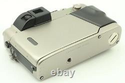 EXC+3Contax G2 35mm Film Camera + Biogon 28mm f/2.8 Lens from JAPAN #764