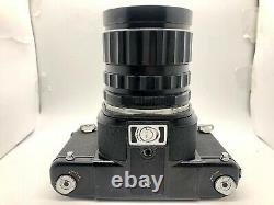 EXC+4PENTAX 6x7 67 Medium Format Film Camera + SMC T 75mm f4.5 Lens From Japan