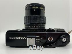 EXC+4 Fuji Fujifilm Fujica GW690 Pro 6x9 Fujinon 90mm F3.5 Lens From JAPAN 969