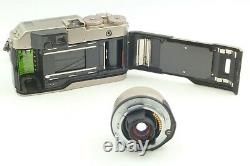EXC+5 Contax G1 Rangefinder Camera with Biogon 28mm f2.8 T Lens From JAPAN