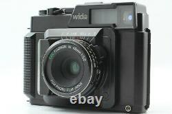 EXC+5 FUJIFILM FUJI GS645W Pro 6x4.5 Film Camera EBC 45mm f5.6 Lens from JAPAN