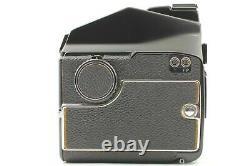 EXC+5 Mamiya M645 Medium Format Film Camera Sekor C 80mm f2.8 Lens from JAPAN