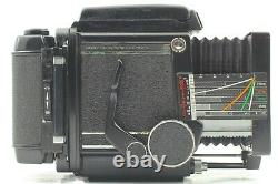 EXC+5 Mamiya RB67 PRO with Sekor 127mm f/3.8 Lens 120 Film Back from Japan #335